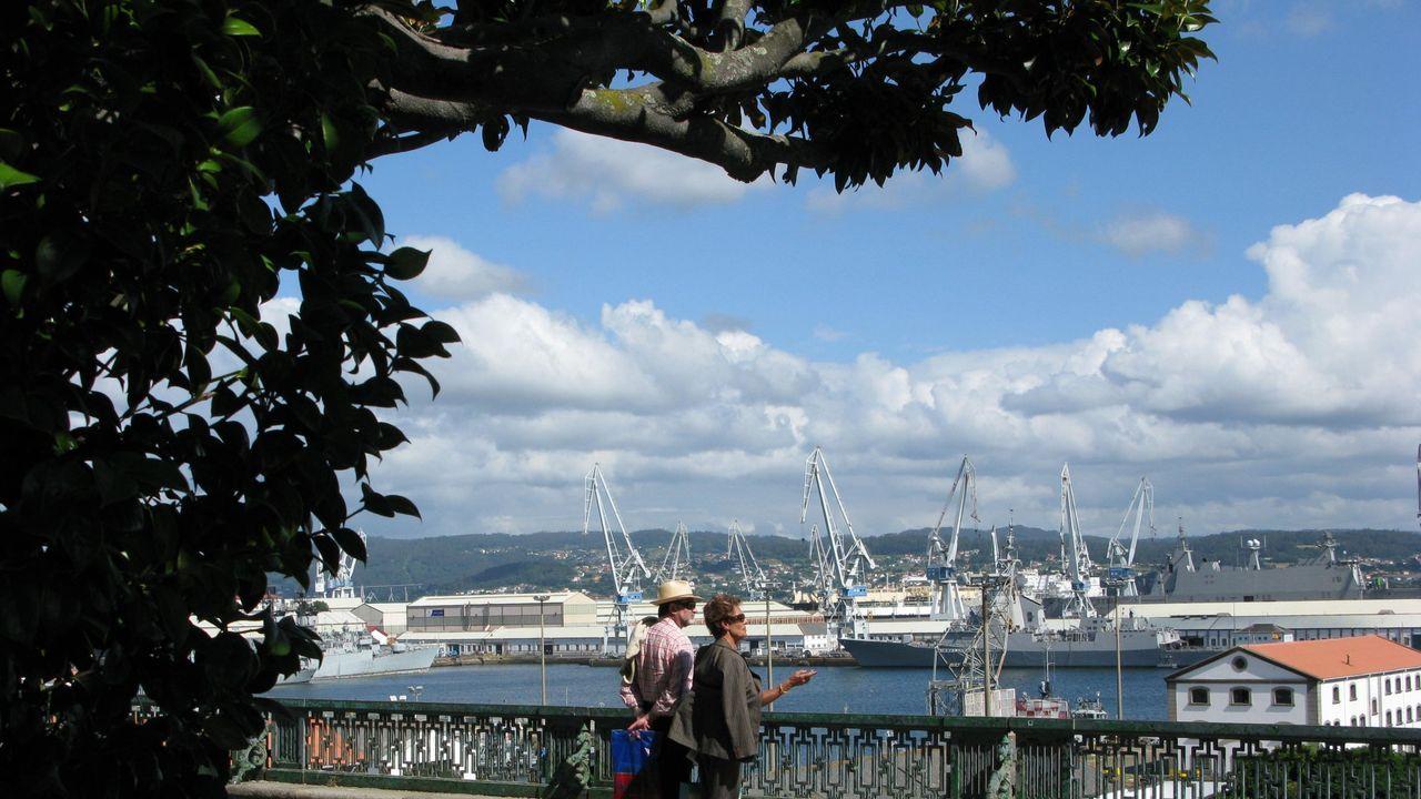 Vídeo de la botadura de un buque de apoyo a eólicos en Gondán.La jornada de difusión de los proyectos de la UMI UDC-Navantia se desarrolló en el campus de Ferrol