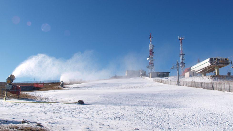 Estación de esquí de Fuentes de Invierno