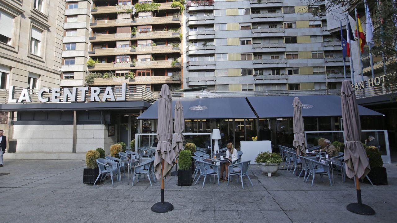Emblemática tienda de Caramelo en la calle Serrano de Madrid, en plena fase de expansión del grupo