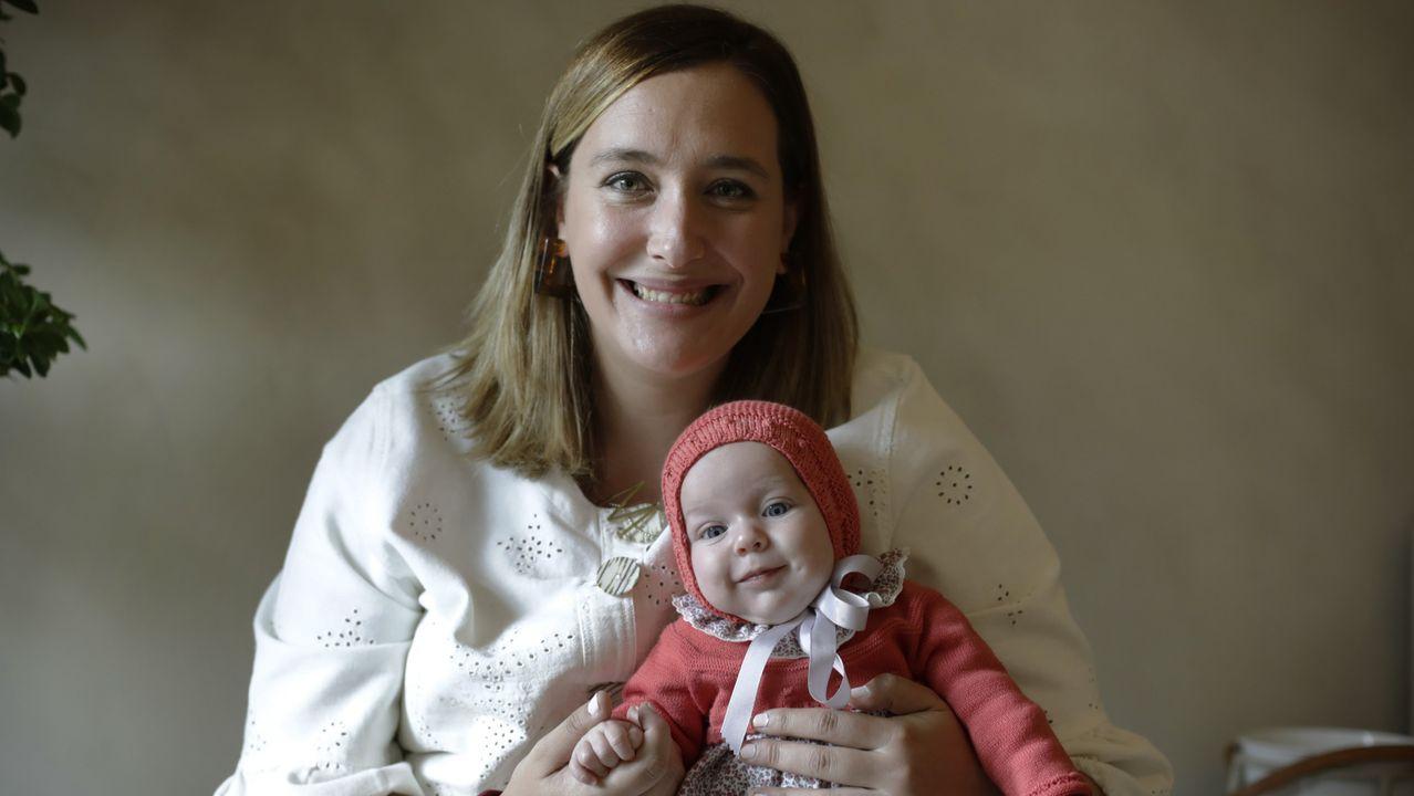 Silvia Antolín, oncóloga del Chuac e investigadora del Inibic