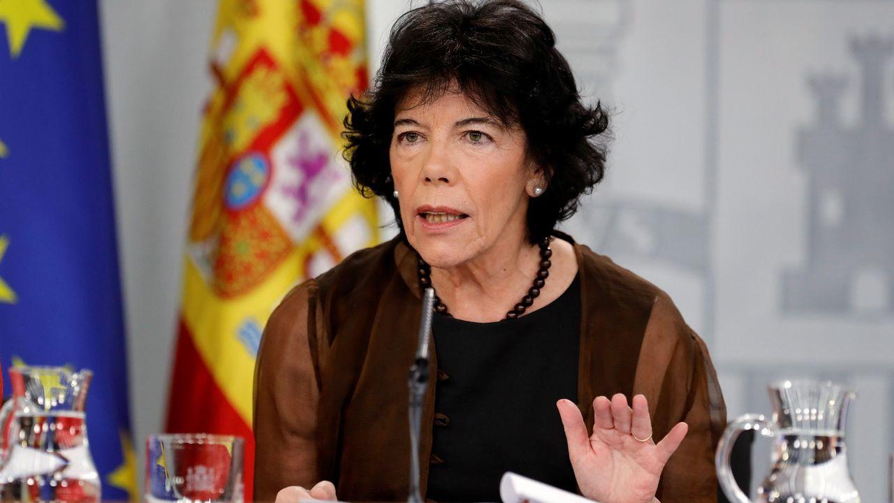 Una alumna más en el Baudilio Arce.Sabrina Sánchez es integrante del nuevo sindicato Organización de Trabajadoras Sexuales (Otras)
