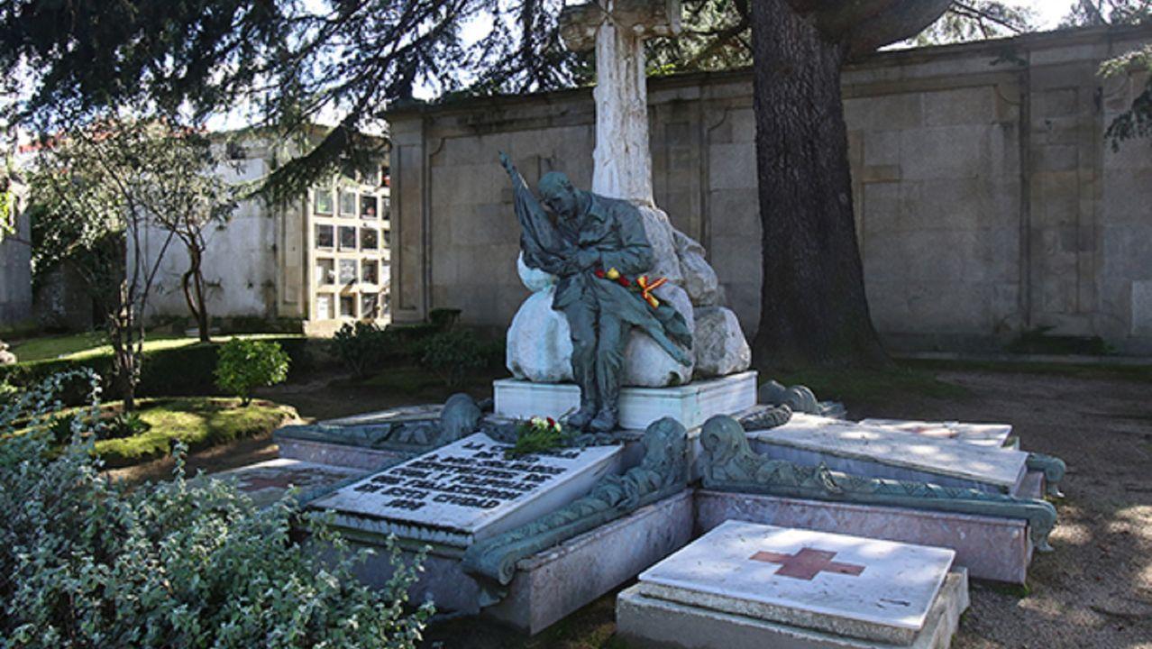 Franco, fuera del Valle de los Caídos 44 años después