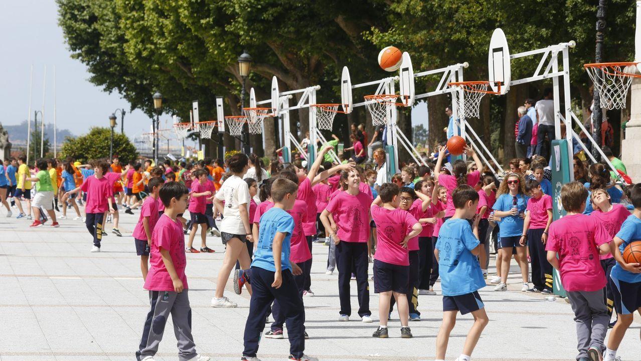 Los campus deportivos, alternativas para el verano