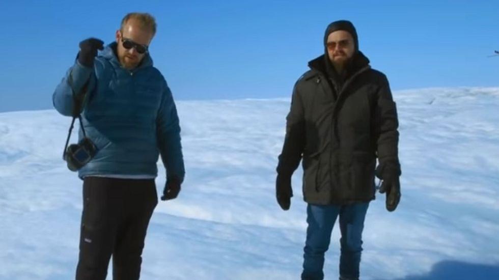 Las claves del documental «Before the Flood» de National Geographic con Leonardo DiCaprio