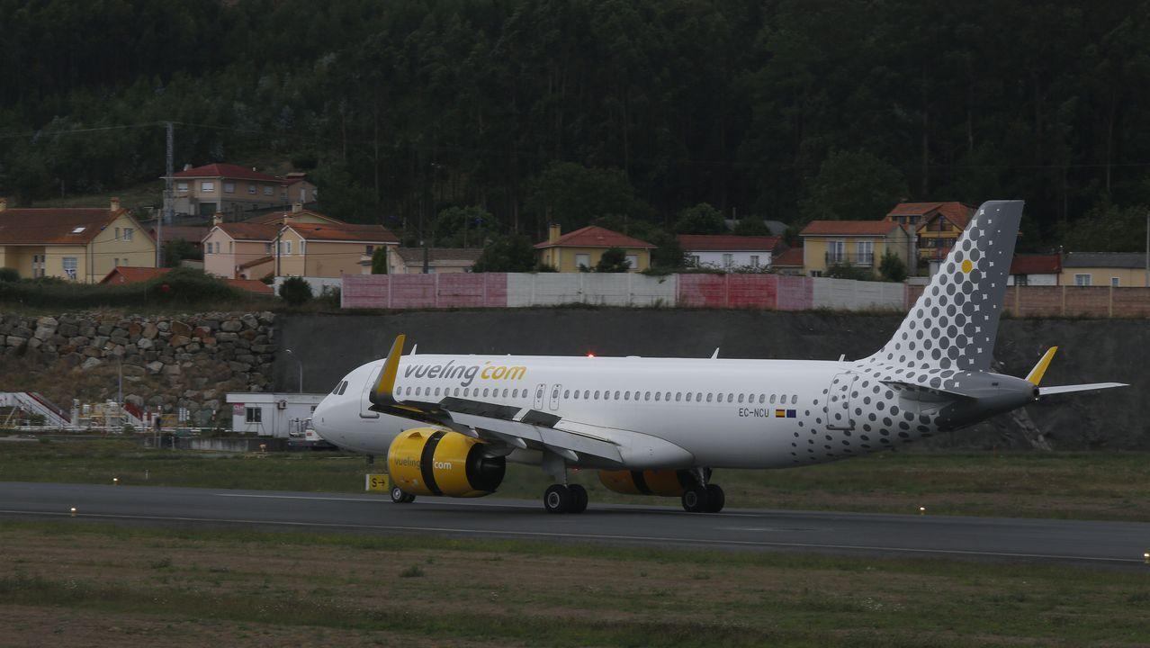 alvedro.Aeropuerto de Alvedro