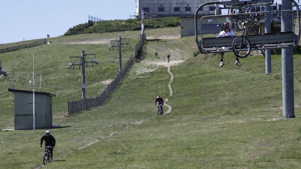 Así está la estación de esquí a las 10.11 horas del viernes 24 de enero