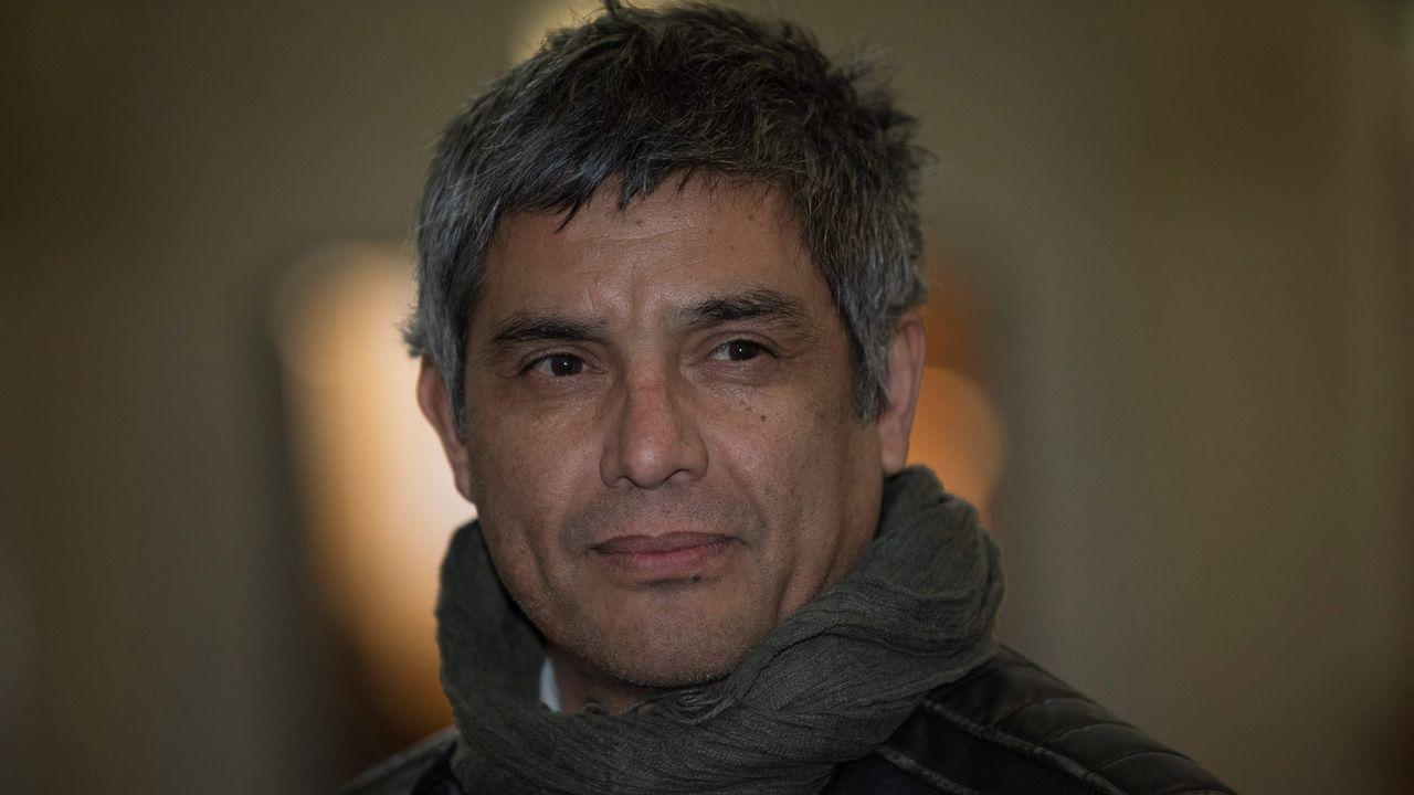 El exguerrillero chileno Ricardo Palma Salamanca