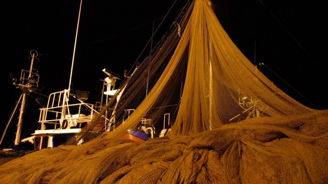 «SOS A Mariña» desde Foz, por los empleos del aluminio.A algunos cerqueros gallegos que recogieron redes y solicitaron ERTE les fueroon denegados