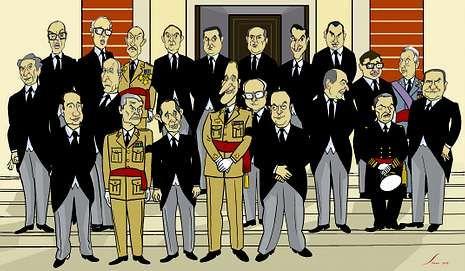 Las diez mayores fortunas de España