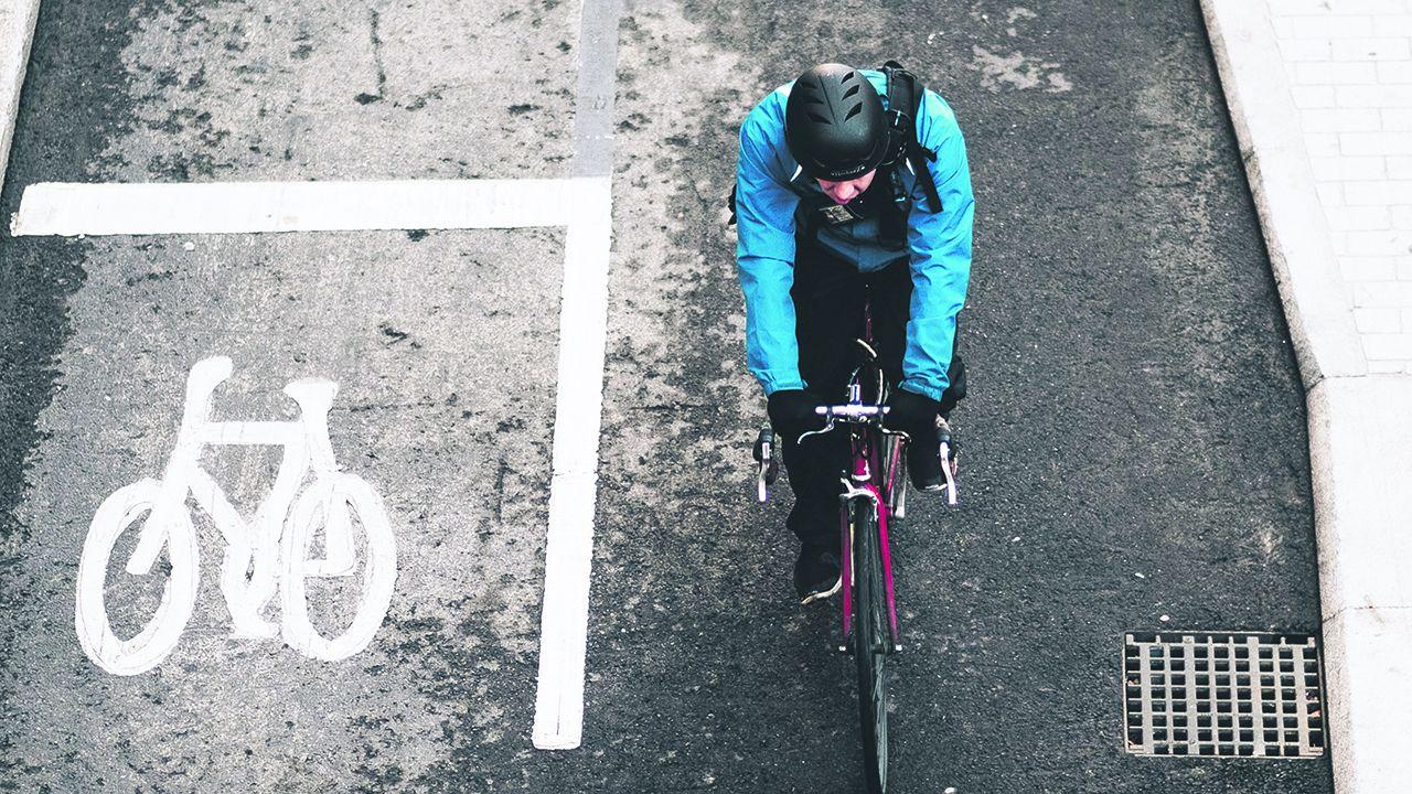 La generación oculta de la rítmica.Un ciclista