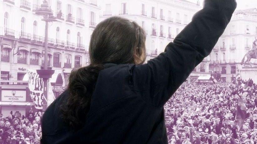 La concentración contra Vox acabó con incidentes.Pedro Sánchez y Susana Díaz, juntos hoy en un acto electoral en Sevilla