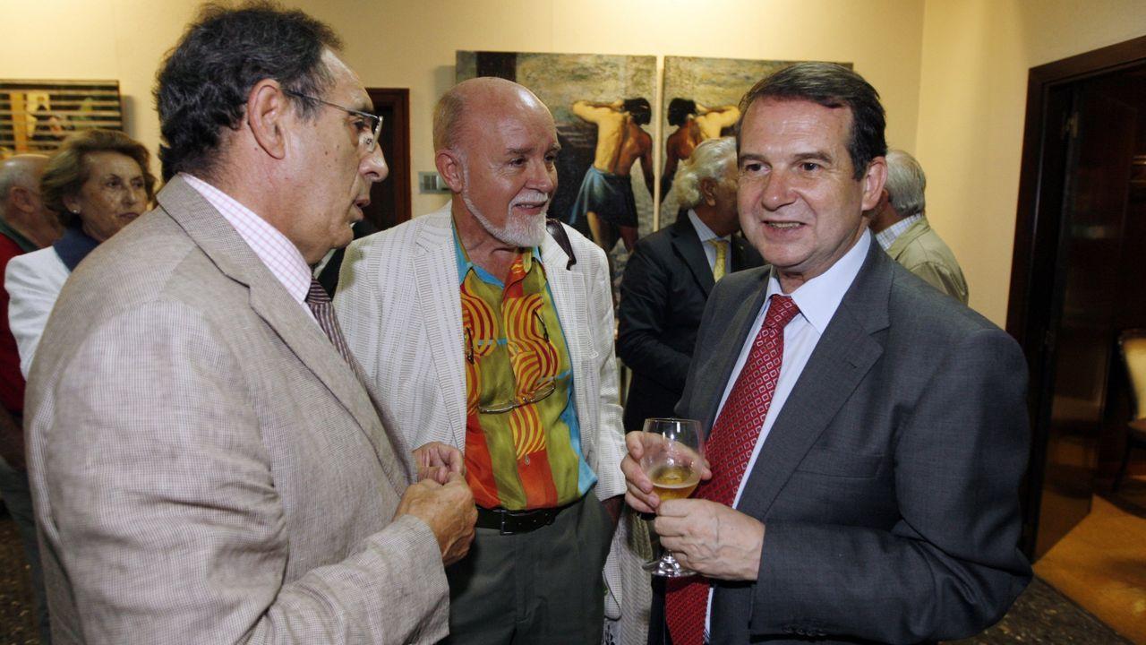 En el año 2010, con Abel Caballero