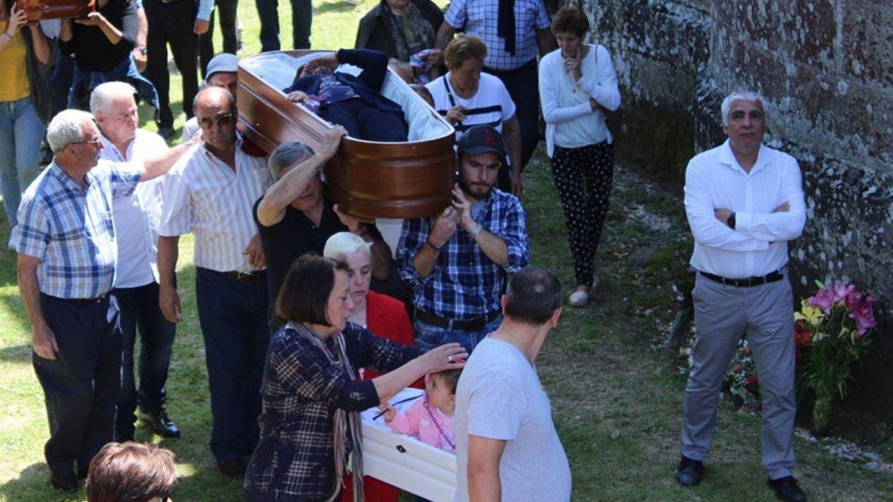 Fotografía de la Procesión de la Romería de Xende