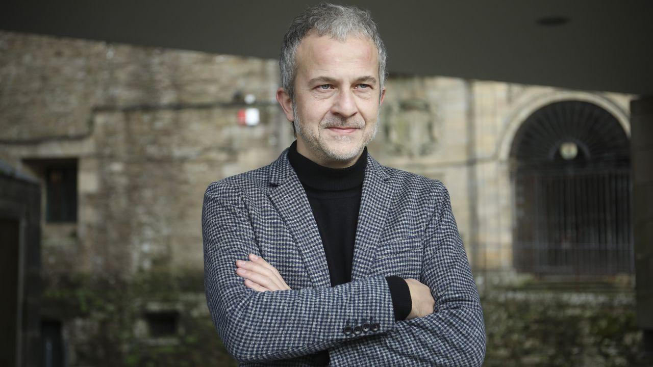 Asturias se reivindica en Fitur.Sting, en su última visita a Galicia, en julio del 2015 en el Coliseo coruñés