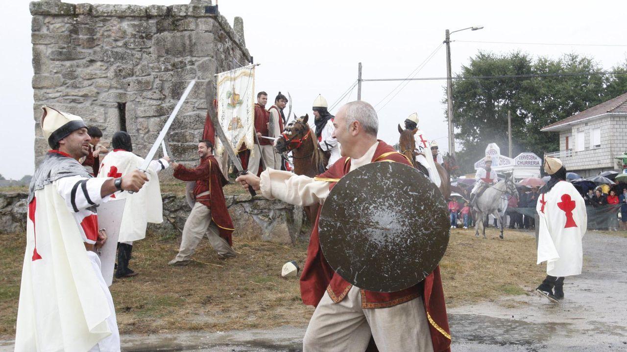 Festa da Saínza, en Rairiz de Veiga