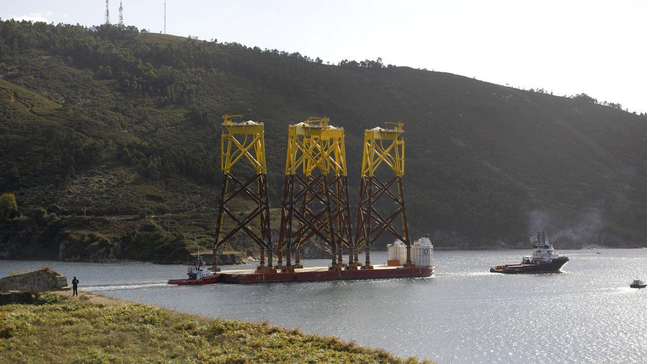 El astillero ferrolano cuenta con una plantilla de 200 ingenieros