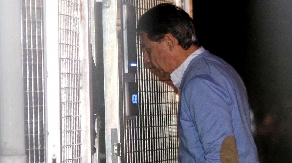 Ignacio González, detenido en el marco de la operación Lezo