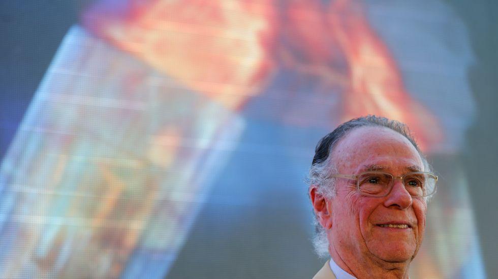El COI retrasa la decisión sobre Rusia.El presidente del Comité Olímpico Brasileño durante una conferencia.