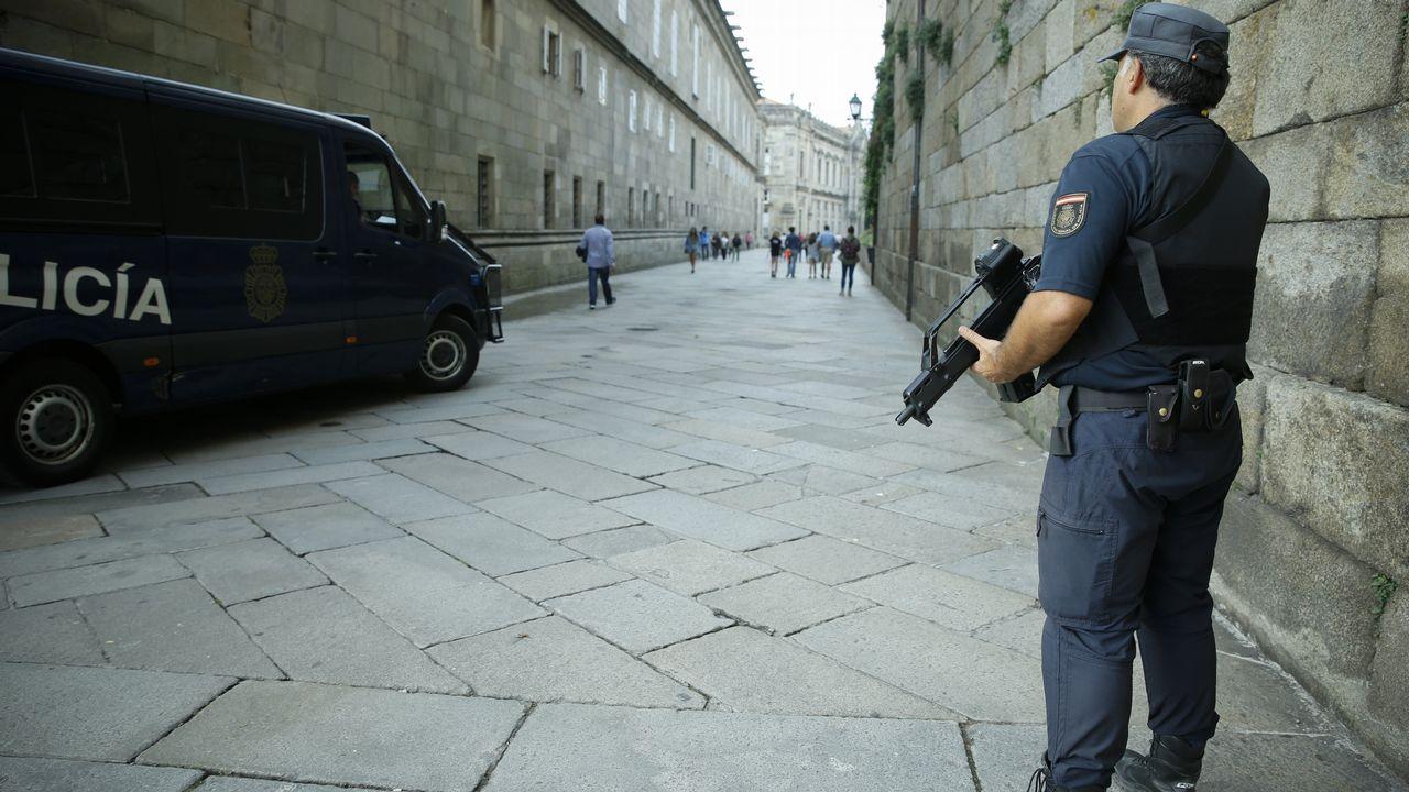 Un hombre mata con un cuchillo a dos personas en Marsella