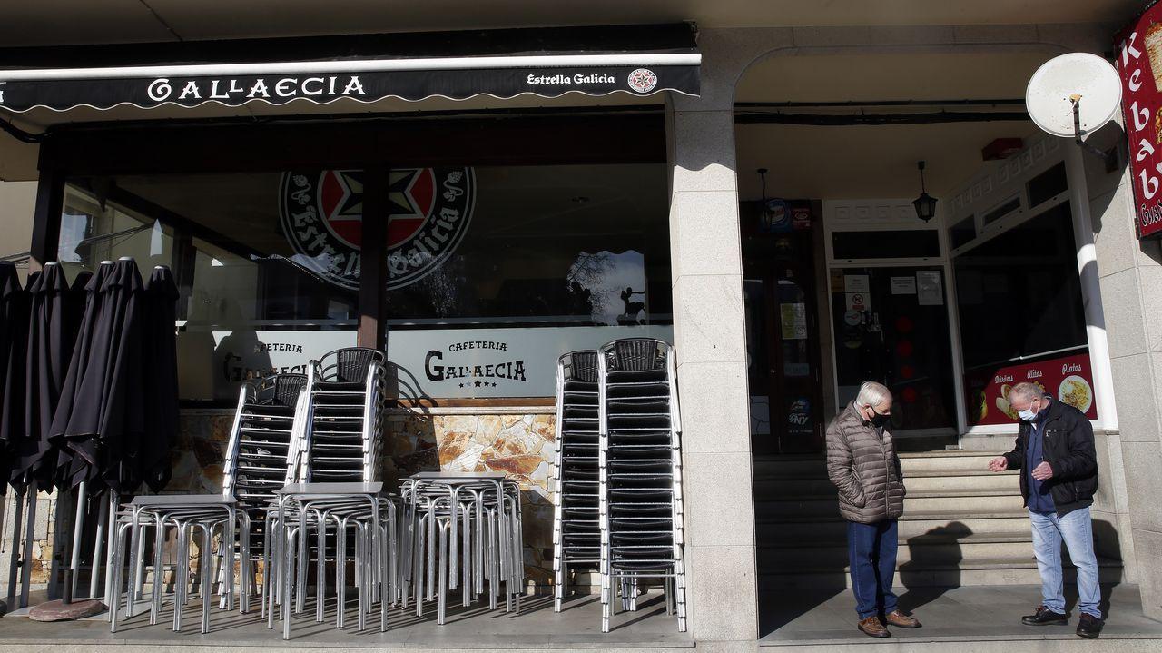 Los hosteleros barbanzanos podrán abrir otra vez sus negocios