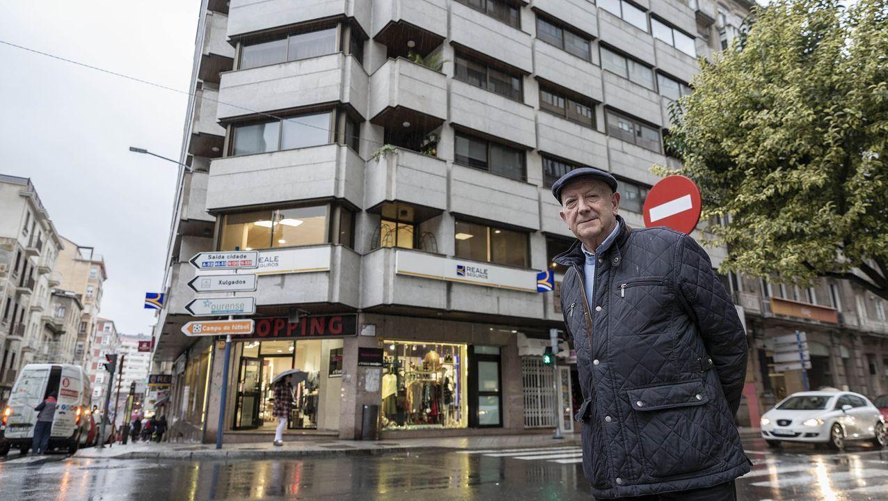 Un quinto de la lotería de Navidad deja un pellizco en Camelias, Vigo.los documentos    Entre los documentos hay un manual para la plantación de las semillas de eucalipto y una carta para su distribución, así como la consignación de su envío en Astorga.