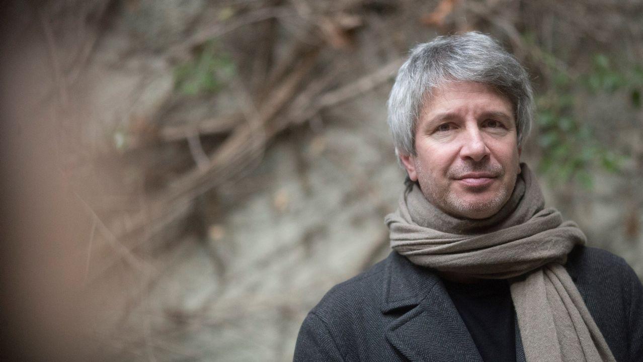 gary cooper.El escritor y cineasta francés Éric Vuillard, premio Goncourt en el 2017 por su novela «El orden del día»