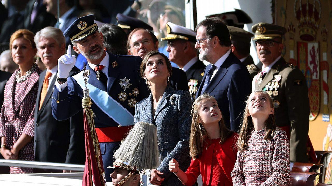 Las caras que pasan más desapercibidas del Gobierno de Rajoy.Francisco Álvarez-Cascos