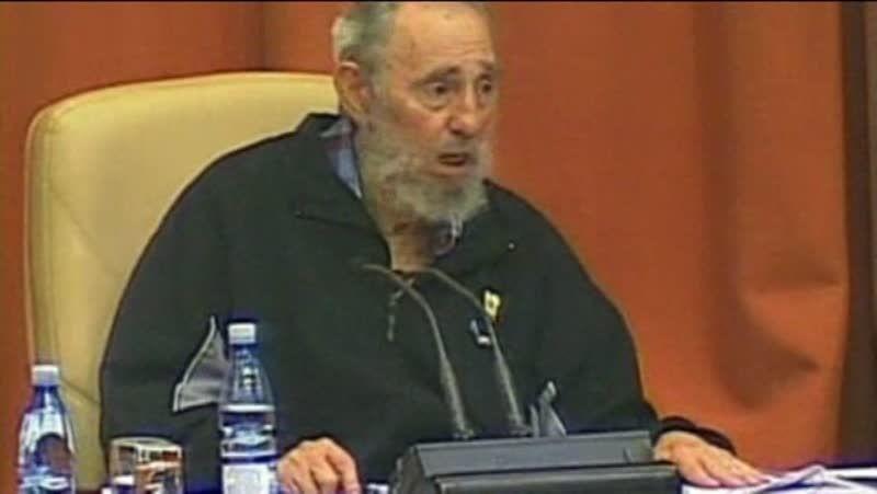Fidel Castro a la japonesa