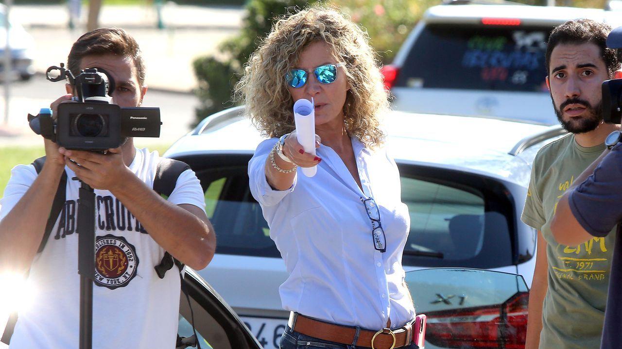 Tensión y acusaciones entre la madre y la hermana de Diana Quer.Richard Gere y la gallega Alejandra Silva posaron por primera vez juntos en el estreno de «Invisibles» en Madrid.