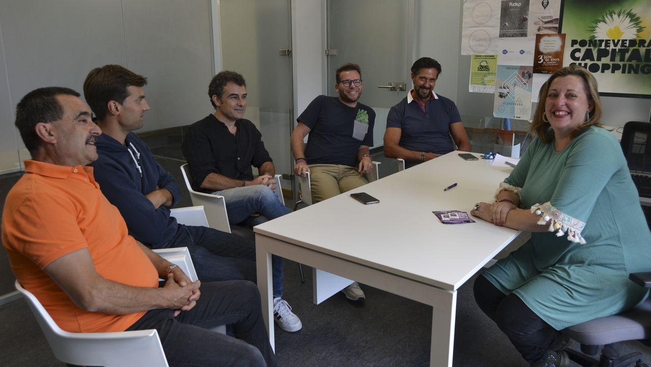 Sánchez pide «responsabilidad» a sus rivales políticos.Carrera respaldó a la socialista Eva García de la Torre