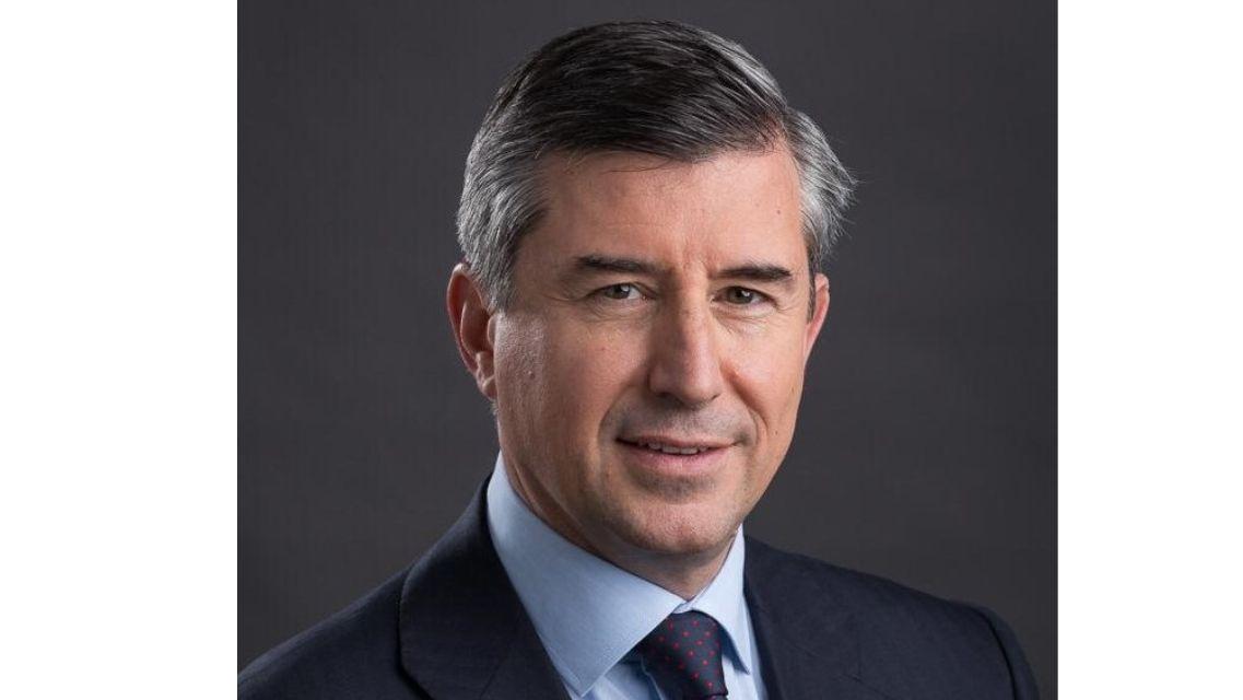 José Ignacio Garat, consejero delegado de National Express