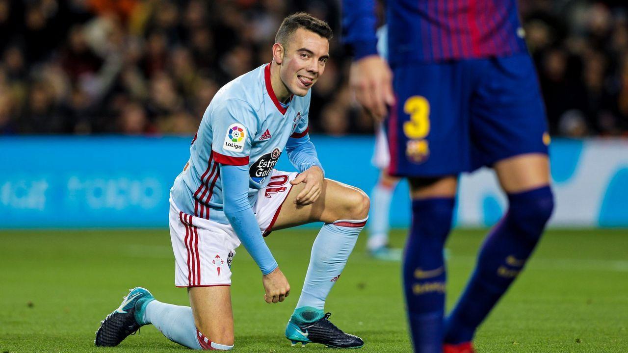 260 - Celta-Barcelona (1-1) de Copa el 4 de enero del 2018