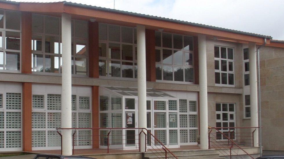 Residencia Nosa Señora dos Milagres, en Barbadás