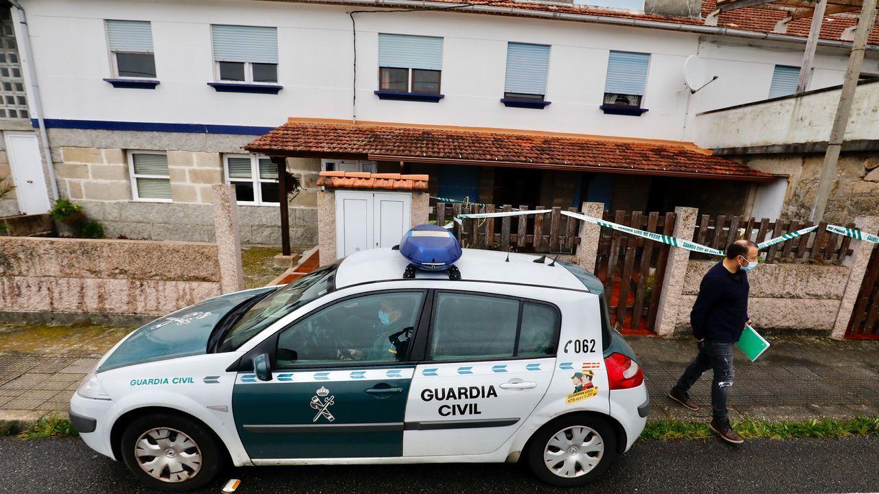 Diego Carballo, el joven de Moaña que encontró una cartera con más de 5000 euros
