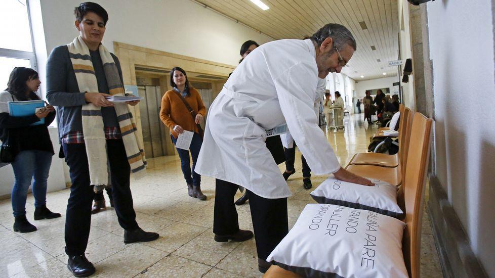 Una de las fotografías de la muestra de MSF «SIn ellas no hay futuro»