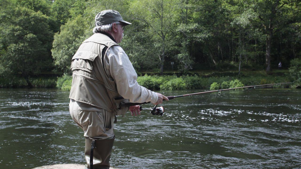 O vídeo de Peque Peixe cos Bolechas na lonxa de Burela