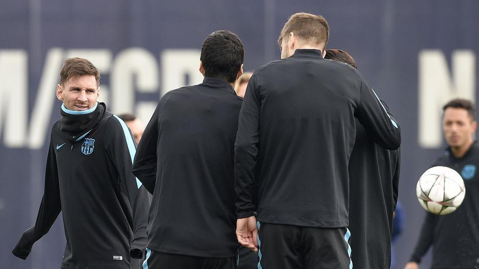 Barça-Madrid, en fotos