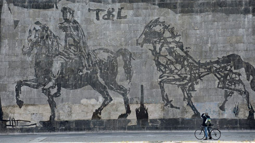 «Automatic Writing», una animación de William Kentridge