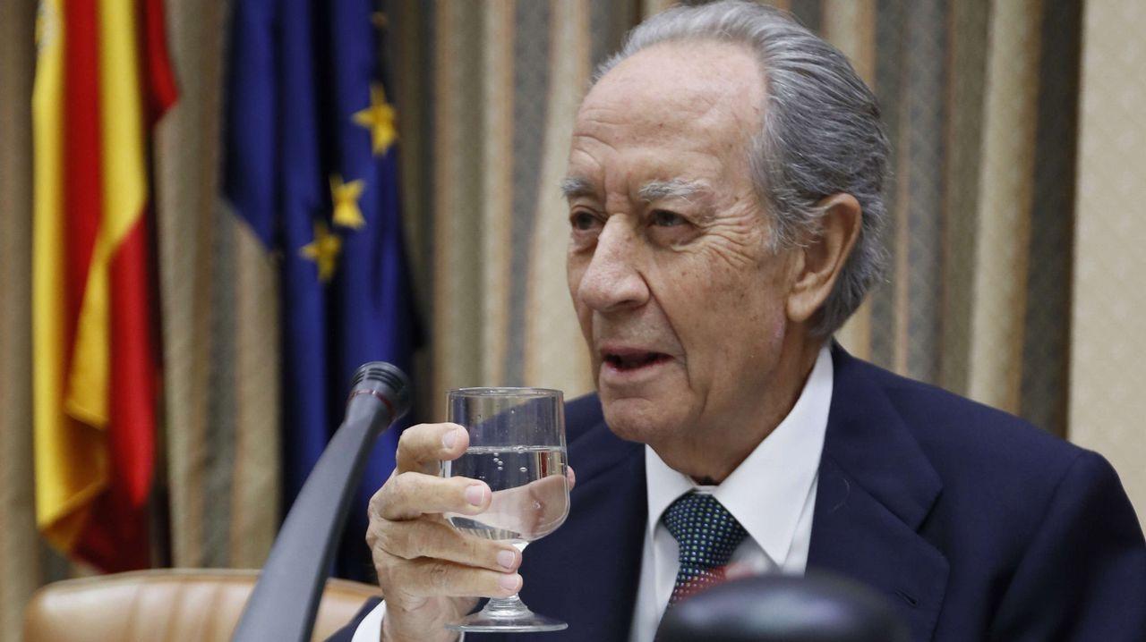 Los más ricos de España.El expresidente de OHL, Juan Miguel Villar Mir