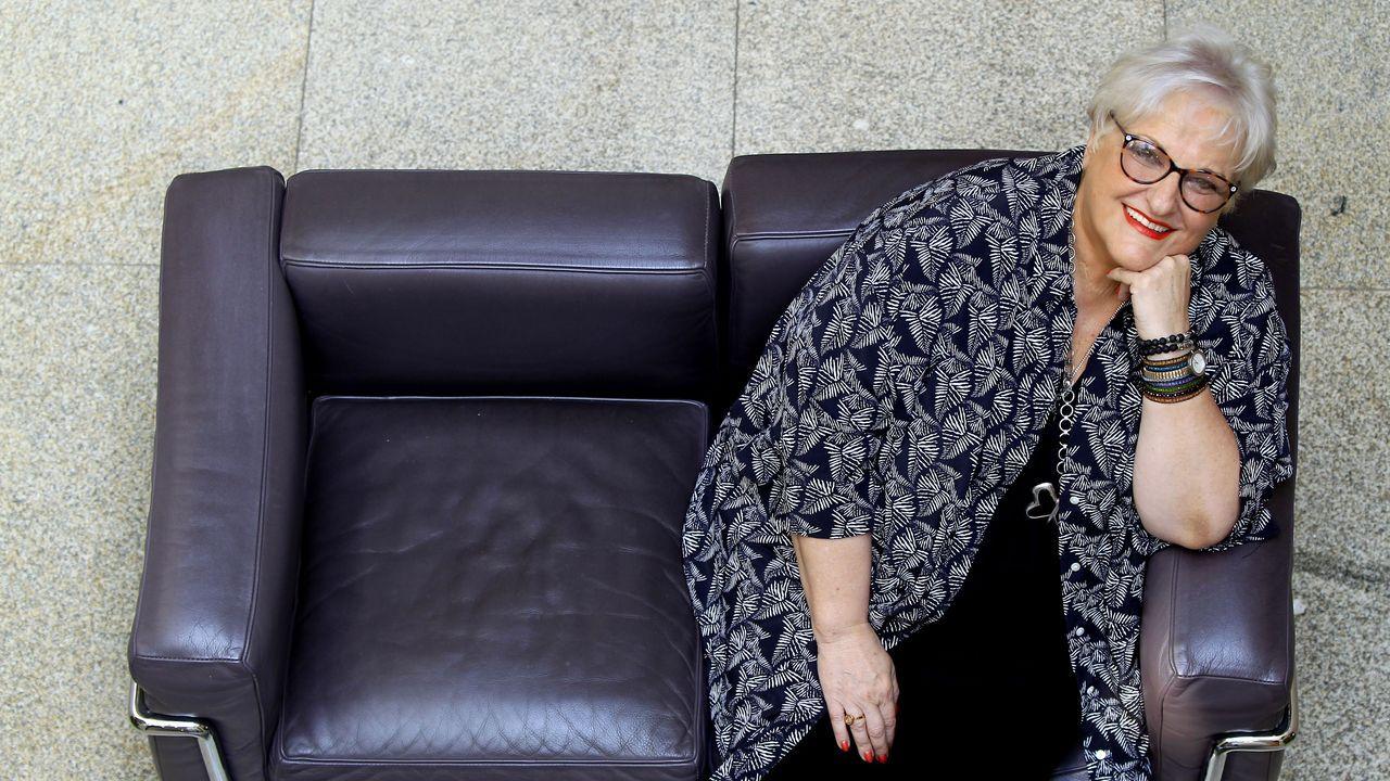 Porteiro celebra a orientación feminista que a nova valedora do pobo quere dar á institución