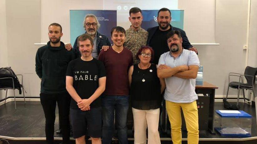 Nueva xunta d'Iniciativa pol Asturianu