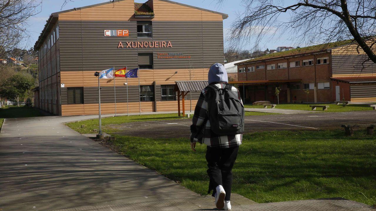 Paraíso , el rap sobre Viveiro que está fascinando a los internautas.Cinco docentes del CIFP A Xunqueira de Pontevedra participan en el proyecto europeo sobre educación digital en la FP