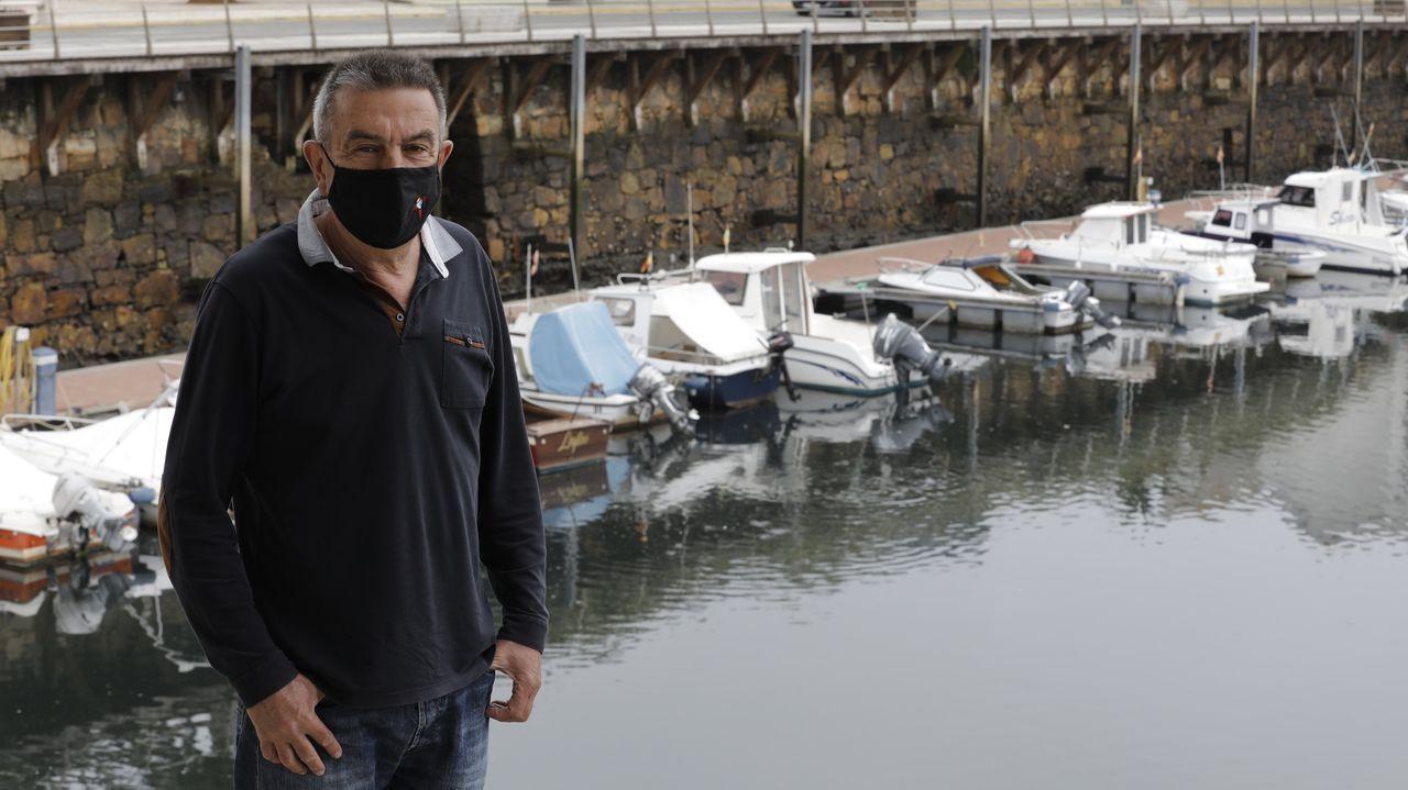 Los pescadores aficionados se manifiestan en Burela.Antes de la crisis del coronavirus, el grupo Galipizza rondaba los 70 trabajadores, según el Ardán