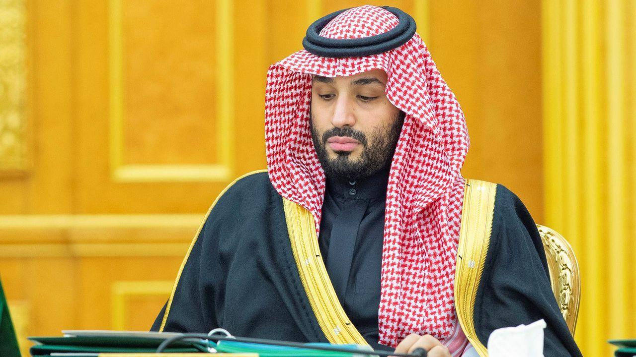 Bronco enfrentamiento en el Congreso entre el Gobierno y la oposición.El príncipe heredero, Mohamed Bin Salman