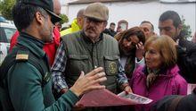 Se reanuda la búsqueda de la joven desaparecida en El Campillo