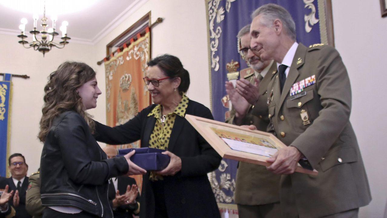 Conmemoración en Pontevedra del Día de la Subdelegación de Defensa