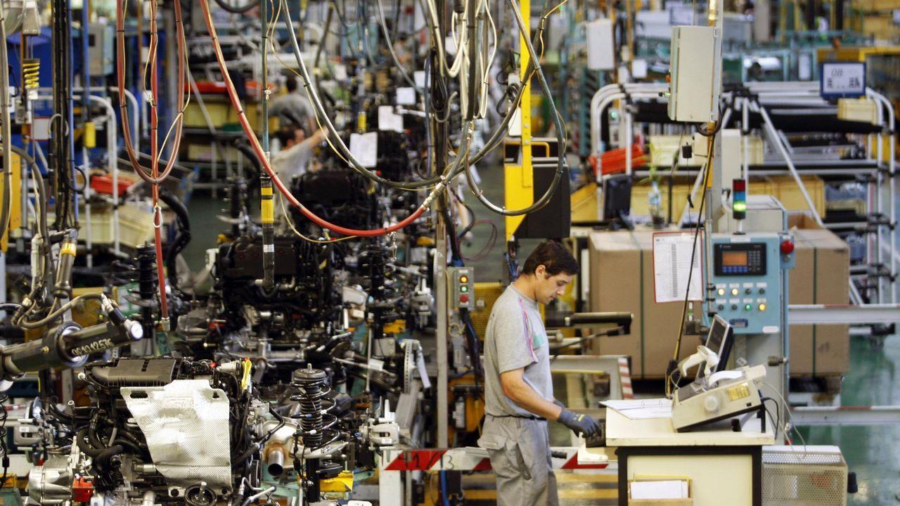 Embarcan el coche 13 millones producido por PSA en Vigo.La versión especial Adventure Edition del modelo Partner