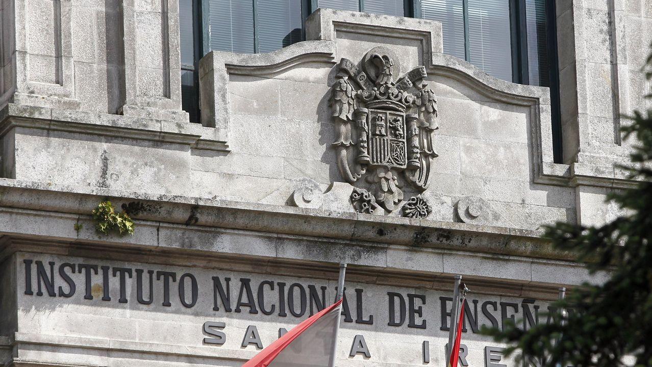 Marea y BNG, unidos en su protesta contra el grupo mixto en el pleno de Vigo.Oriana Méndez, concejala de En Marea en Vigo