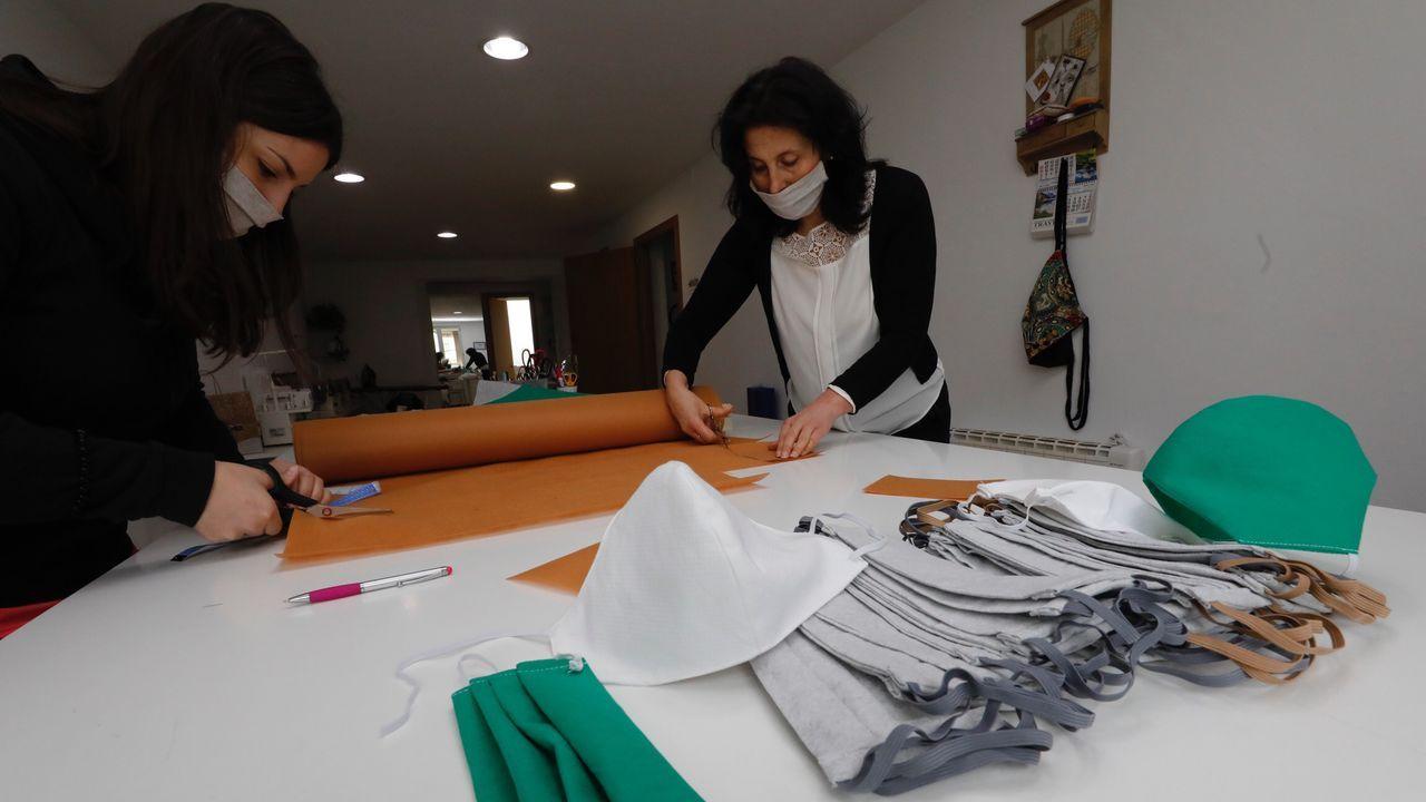 Ramón Martínez, Monchi, y Natalia Rubal, tienen otros dos negocios en A Mariña que funcionaban «a pleno rendemento» antes del COVID-19