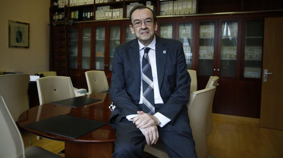 José Diez de Castro, secretario xeral de Universidades